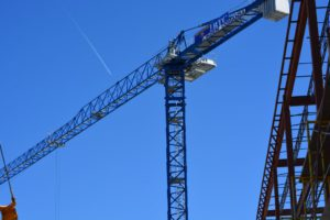 structural steel erection services from Alliance Riggers